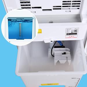 luftkühler mit wasserkühlung