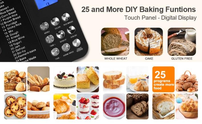 25-in-1 Delicious Recipes