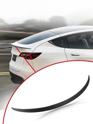 Tesla Model Y Spoiler  Tesla Exterior Rear Spoiler Tesla Trunk Spoiler Lip Kit  Tape Spoiler Wing
