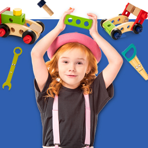 To ignite imagination and wonder, so children can discover their interests and passions themselves.