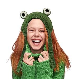 fun frog costume