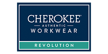 Cherokee Workwear Revolution Logo