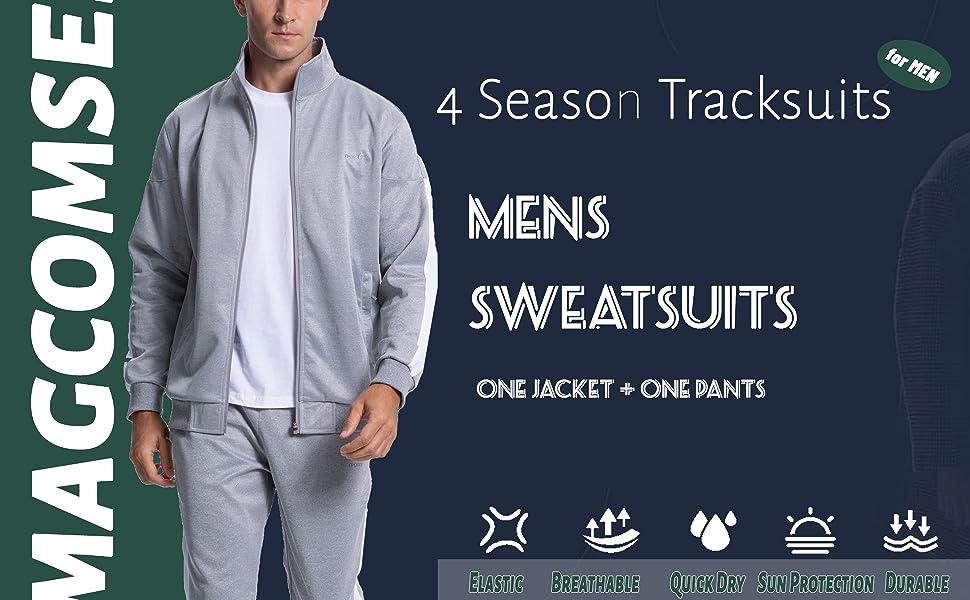 Men's sweatsuits