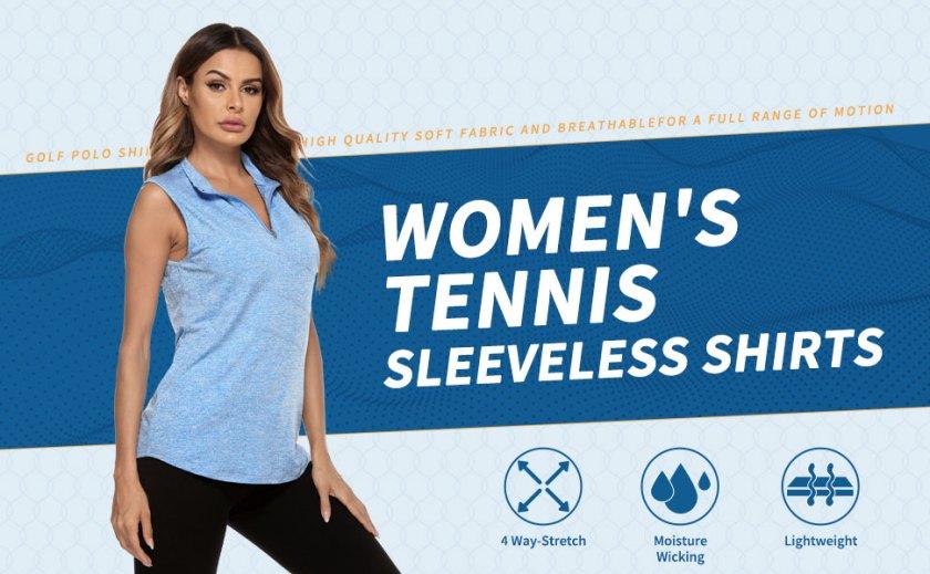 Golf Sleeveless Shirts