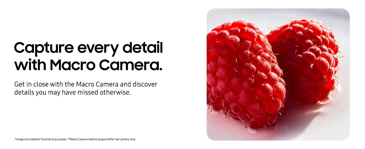 Macro Camera