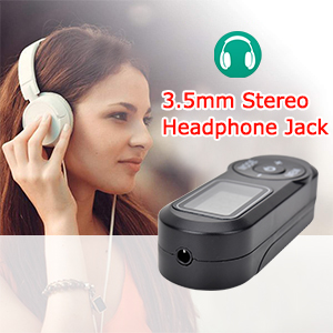 3.5mm Stereo Headphone Jack
