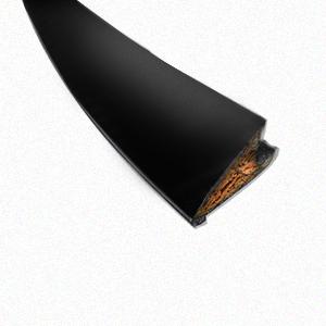 Tesla Exterior Rear Spoiler Tesla Trunk Spoiler Lip Kit Tape Spoiler