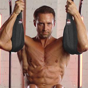 ab straps for abdominal exercises