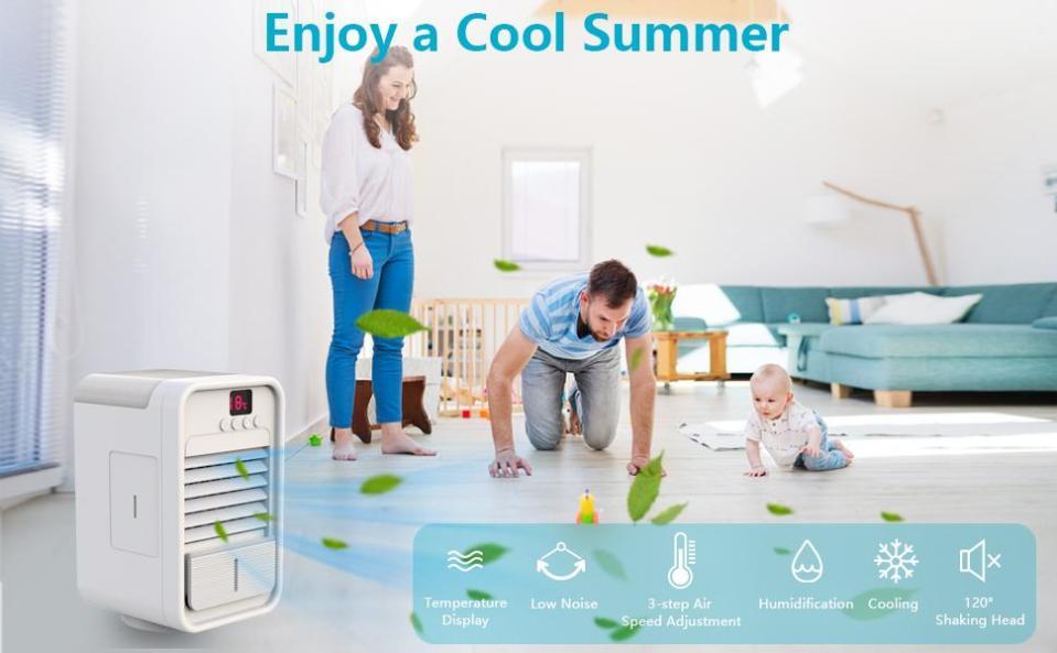 air conditioner fan