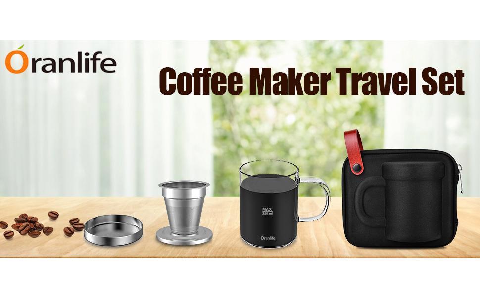 ORANLIFE COFFEE MAKER