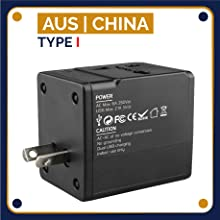 Type I adapter