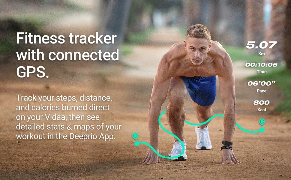Smart Watch Fitness Tracker Samsung Fitbit