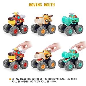 monster trucks toys for kids