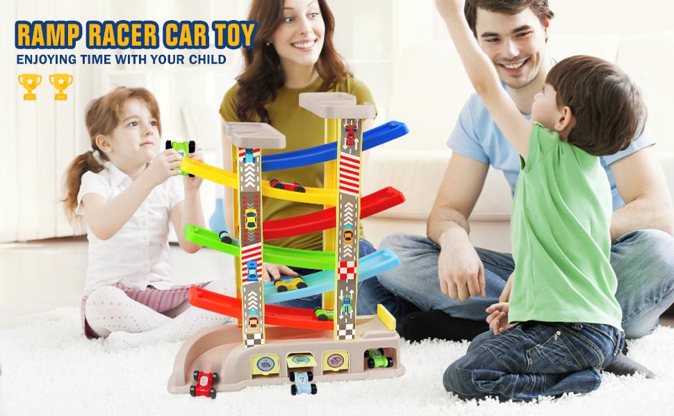 ramp car toy