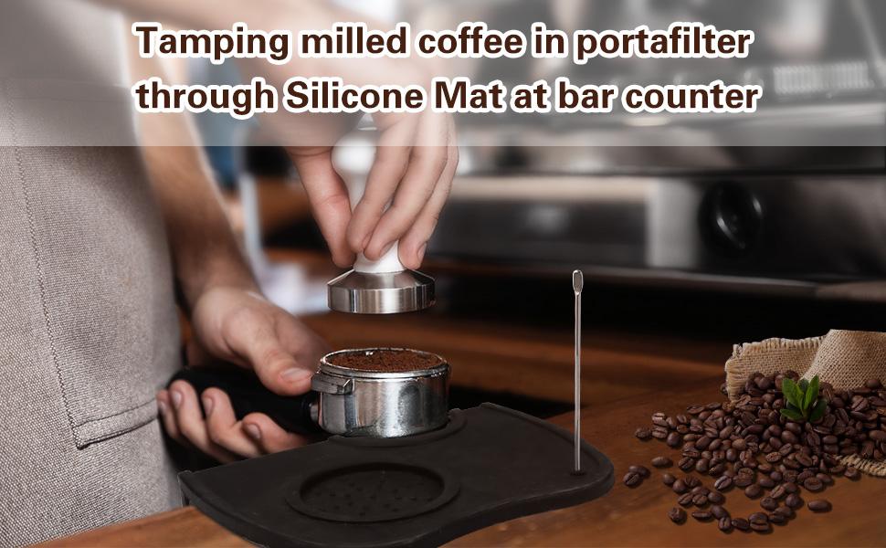Coffee mat 1