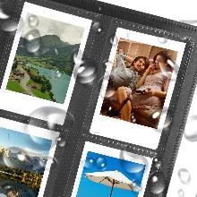Polaroid albums