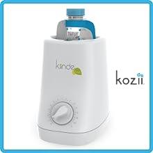 Kozii é o nosso aclamado aquecedor de leite materno e aquecedor de mamadeiras