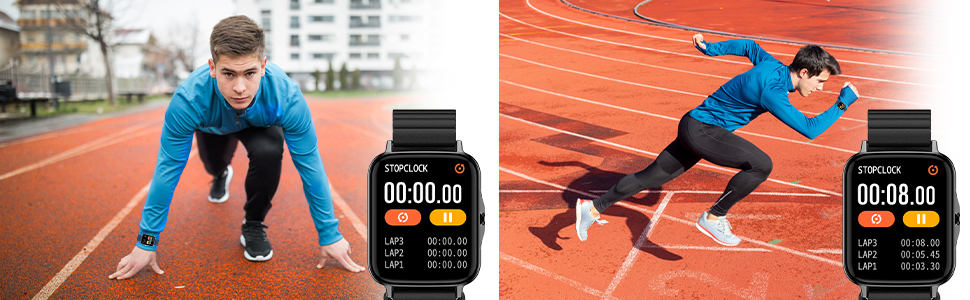 Smartwatch Timing Function