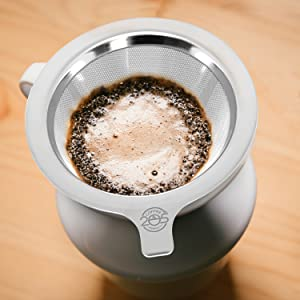 Pour Over Coffee Maker Dripper
