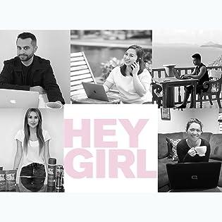 Hey Girl Tea founders working with tea