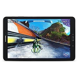 The Samsung Galaxy Tab A renders your digital media in vivid, lifelike detail