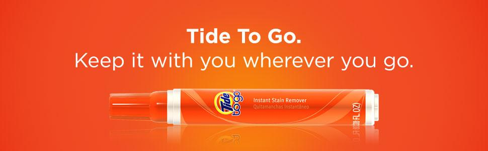 Amazon Com Tide To Go Instant Stain Remover 3 Count Health Personal Care