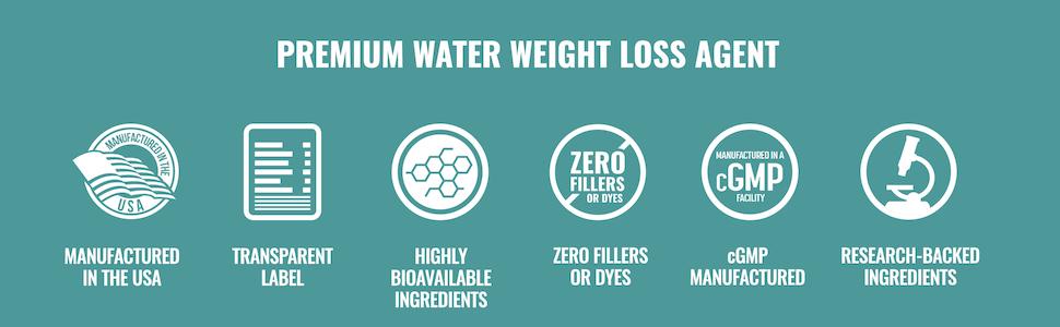 Premium Water Weight Loss Agent