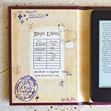 Exclusive Harry potter themed Design Kindle Paperwhite Case