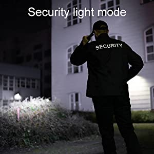 solar led security