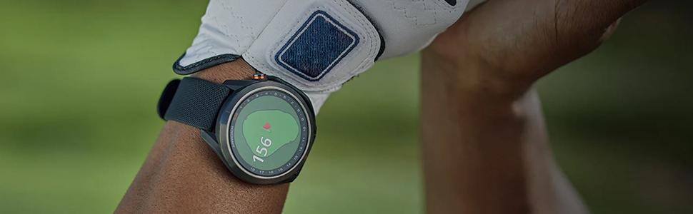 Garmin Approach S42 GPS Golf Watch for Men and Women, 2021 Release