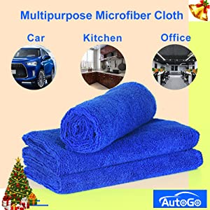 4、microfiber cleaning cloth pack of 3 logo
