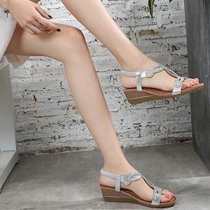 women summer beach comforable sandals