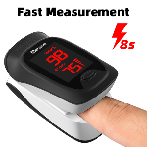 lightweight oximeter