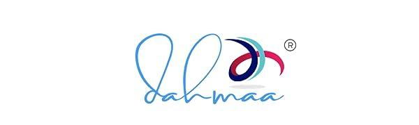 dahmaa Gel Enhanced Orthopedic Seat Cushion to relief back pain and pressure