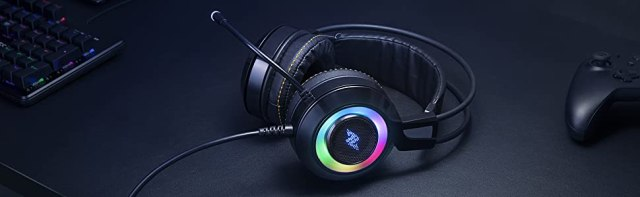 PS4 headset with microphone