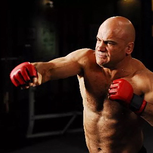 BAS RUTTEN MMA Workout street fighting UFC Thai boxing striking Instructional stamina speed power