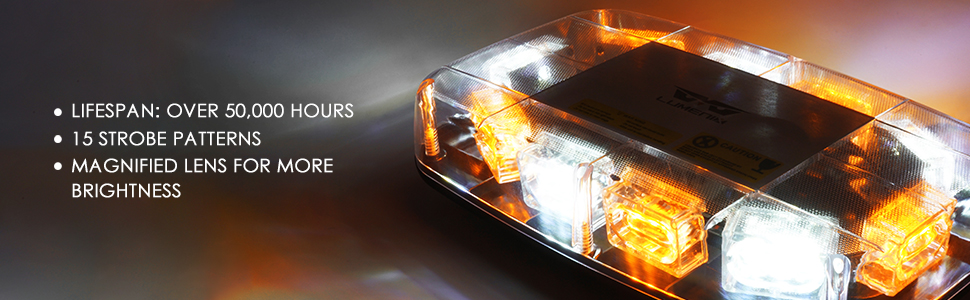 led car strobe light