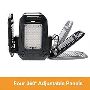Deformable Garage Lighting