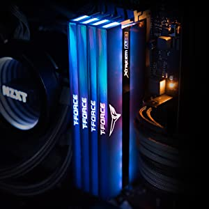 TEAMGROUP T-Force Xtreem ARGB 16GB Kit 2x8GB Dual Channel DDR4 SDRAM Desktop Gaming Memory Ram