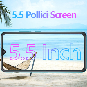 5.5 Pollici Display