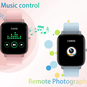 music control and camera remote