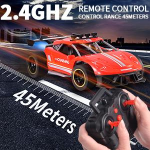 2.4GHz Remote Control Car