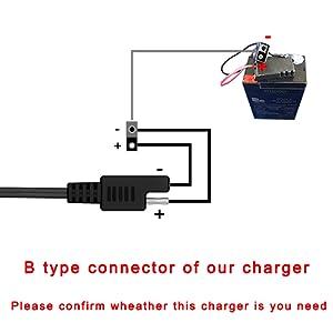 for Disney Quad 4 Wheel Charger,6V Charger 6v power wheel charger, 6v battery charger
