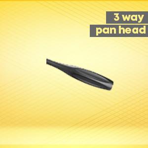 3 WAY HEAD
