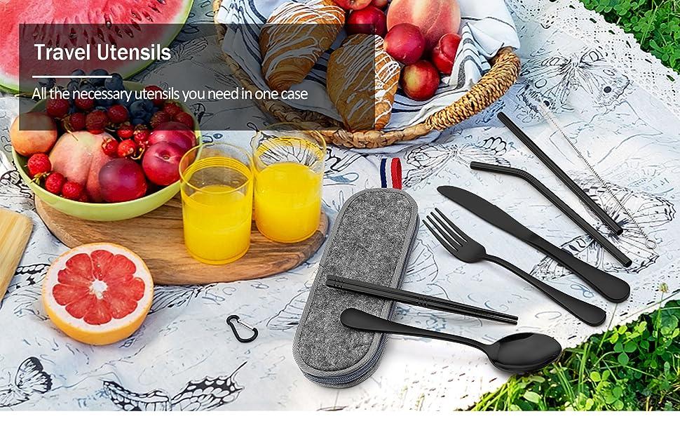 lianyu travel utensils