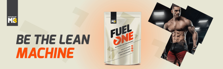 MB Fuel One True Whey Isolate - Purest Protein for Leanest Muscle Gains