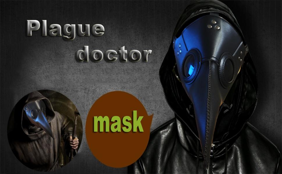Plague doctor mask2