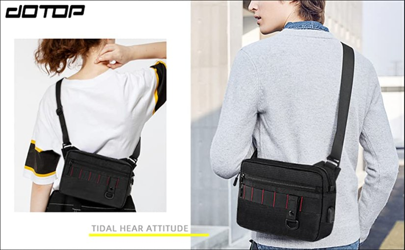 Crossbody Bags Purse for Men Women