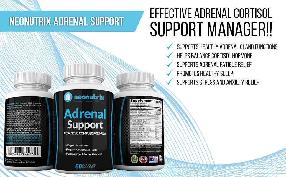 Neonutrix Adrenal Support