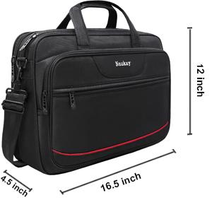 16 Inch Laptop Briefcase